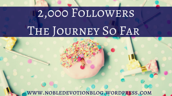 2,000 Followers?! | The Journey So Far